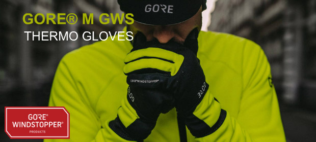 GORE C5 GWS THERMO GLOVES
