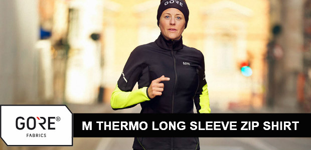 M THERMO LONG JERSEY WOMEN
