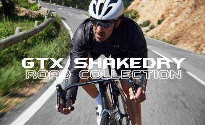 GORE® GORE-TEX SHAKEDRY ROAD COLLECTION